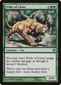 Pride of Lions, Magic: The Gathering, Duel Decks: Ajani vs. Nicol Bolas