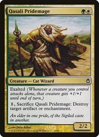 Qasali Pridemage, Magic: The Gathering, Duel Decks: Ajani vs. Nicol Bolas