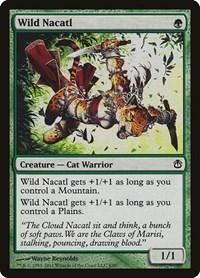 Wild Nacatl, Magic: The Gathering, Duel Decks: Ajani vs. Nicol Bolas
