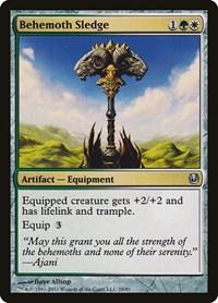 Behemoth Sledge, Magic: The Gathering, Duel Decks: Ajani vs. Nicol Bolas