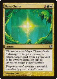 Naya Charm, Magic: The Gathering, Duel Decks: Ajani vs. Nicol Bolas