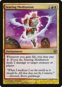 Searing Meditation, Magic: The Gathering, Duel Decks: Ajani vs. Nicol Bolas