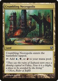 Crumbling Necropolis, Magic: The Gathering, Duel Decks: Ajani vs. Nicol Bolas