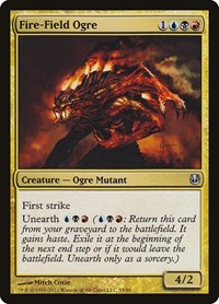 Fire-Field Ogre, Magic: The Gathering, Duel Decks: Ajani vs. Nicol Bolas