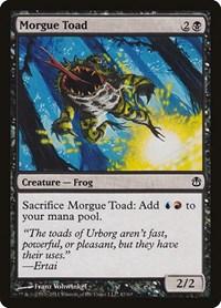 Morgue Toad, Magic: The Gathering, Duel Decks: Ajani vs. Nicol Bolas