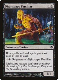 Nightscape Familiar, Magic, Duel Decks: Ajani vs. Nicol Bolas