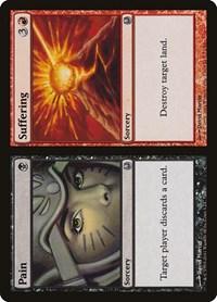 Pain // Suffering, Magic: The Gathering, Duel Decks: Ajani vs. Nicol Bolas