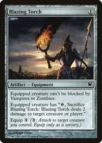 Blazing Torch, Magic, Innistrad