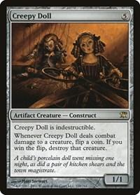 Creepy Doll, Magic: The Gathering, Innistrad