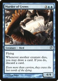 Murder of Crows, Magic, Innistrad