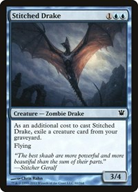 Stitched Drake, Magic: The Gathering, Innistrad