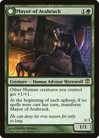 Mayor of Avabruck, Magic, Innistrad