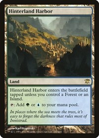 Hinterland Harbor, Magic, Innistrad