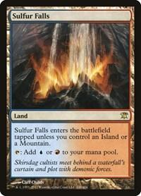 Sulfur Falls, Magic: The Gathering, Innistrad