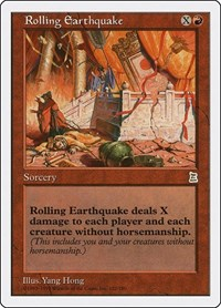 Rolling Earthquake, Magic, Portal Three Kingdoms