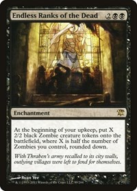 Endless Ranks of the Dead (Foil)