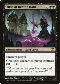 Curse of Death's Hold, Magic: The Gathering, Innistrad