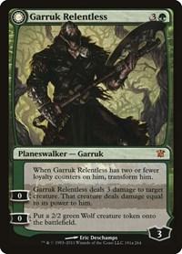 Garruk Relentless