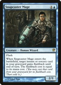 Snapcaster Mage, Magic, Innistrad