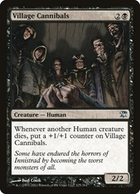Village Cannibals, Magic: The Gathering, Innistrad
