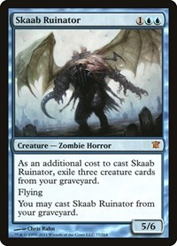 Skaab Ruinator, Magic: The Gathering, Innistrad