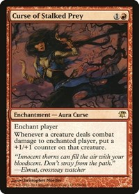 Curse of Stalked Prey, Magic: The Gathering, Innistrad