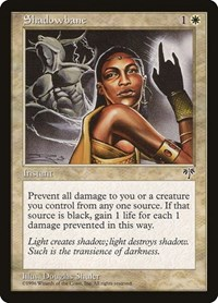 Shadowbane, Magic: The Gathering, Mirage