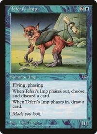 Teferi's Imp, Magic: The Gathering, Mirage