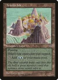 Teferi's Isle, Magic, Mirage