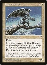 Unyaro Griffin, Magic: The Gathering, Mirage