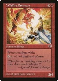 Wildfire Emissary, Magic: The Gathering, Mirage