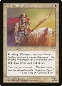 Zhalfirin Knight, Magic: The Gathering, Mirage