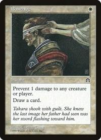 Bandage, Magic, Stronghold