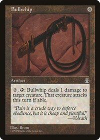 Bullwhip, Magic: The Gathering, Stronghold