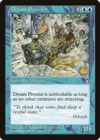 Dream Prowler, Magic: The Gathering, Stronghold