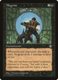 Megrim, Magic: The Gathering, Stronghold