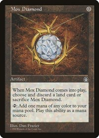 Mox Diamond, Magic: The Gathering, Stronghold