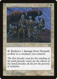 Nomads en-Kor, Magic: The Gathering, Stronghold