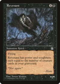 Revenant, Magic: The Gathering, Stronghold