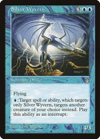 Silver Wyvern, Magic, Stronghold