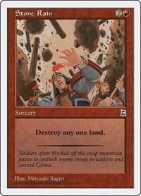 Stone Rain, Magic: The Gathering, Portal Three Kingdoms