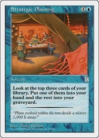 Strategic Planning, Magic: The Gathering, Portal Three Kingdoms