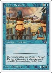 Straw Soldiers, Magic, Portal Three Kingdoms