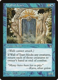 Wall of Tears, Magic: The Gathering, Stronghold