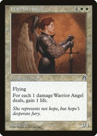 Warrior Angel, Magic, Stronghold