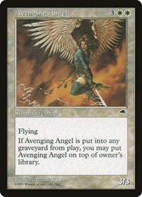 Avenging Angel, Magic: The Gathering, Tempest