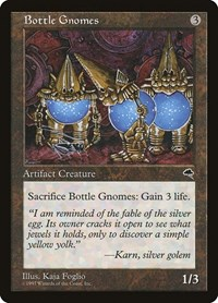 Bottle Gnomes, Magic: The Gathering, Tempest