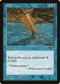 Chill, Magic: The Gathering, Tempest