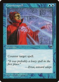 Counterspell, Magic: The Gathering, Tempest
