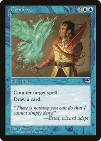 Dismiss, Magic: The Gathering, Tempest